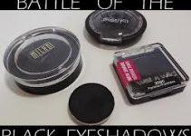 Best Black eyeshadow – Best Brands, Tips, Choosing, How to Apply Black Eyeshadow