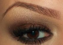 Best Brown Eyeshadow – Glitter Brown Eyeshadow