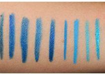 Blue Eyeliner - Some of the Blue Eyeliner Shades