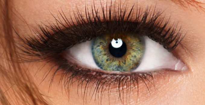 how to get rid of red eyes after eyelash extensions
