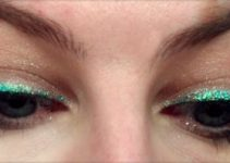 Glitter Eyeliner –Pros, Cons, Tips, Best Brands and How Apply Glitter Eye Liners