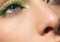 Green Eyeliner Color