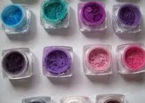 How to Make Eyeshadow – Various homemade eyesshadows
