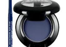 Navy and Dark Blue Eyeliners