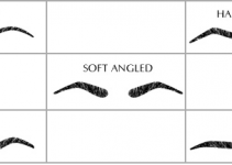 Best Eyebrow Shapes for Different Face Shapes - Common Eyebrow Shapes