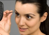 How to Tweeze Eyebrows – Best Tweezers, Tips , Tweezing upper side