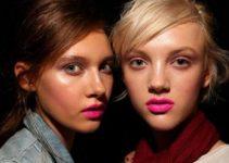 Pink Lip Gloss - Hot Pink