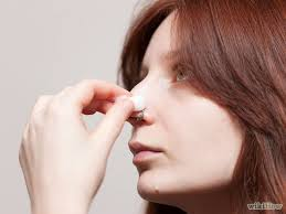 how to clear up nose infection