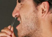 Nose Hair Scissors, Plucking Nose Hair & Pulling - Nose Hair Pulling or Tweezing