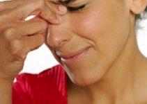 Nose Pain – On Nose Bridge, Inside Broken Nose Pain - Nose Pain on Bridge