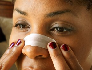 Nose Pain – On Nose Bridge, Inside Broken Nose Pain