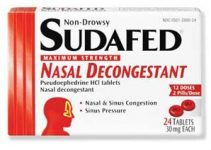 Best Medicine for Nasal Congestion – Treat, Cure and What to Take - Decongestants