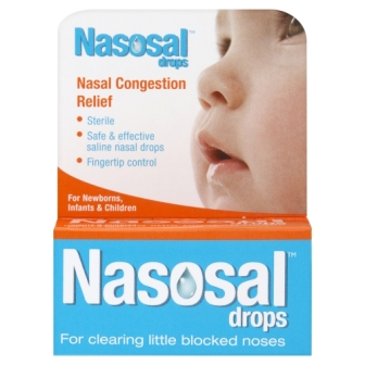 Infant Nasal Congestion – Baby, Toddler and Newborn Nasal Congestion -