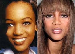 African American Nose Tyra Banks