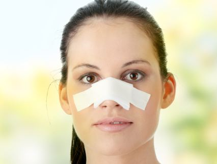 Nose Job Recovery Pictures Rhinoplasty Wound Care