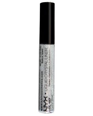 NYX Liquid Crystal Liner, Crystal Silver