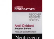 Neutrogena Ageless Restoratives Anti-Oxidant Cream