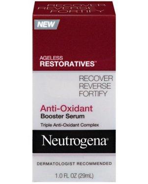 Neutrogena Ageless Restoratives Anti-Oxidant Cream