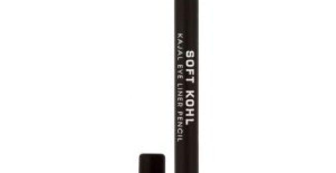 Rimmel London Soft Kohl Eyeliner – Black Pure White